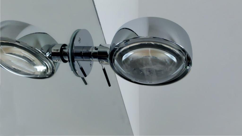 Leuchtmittel für Spiegel