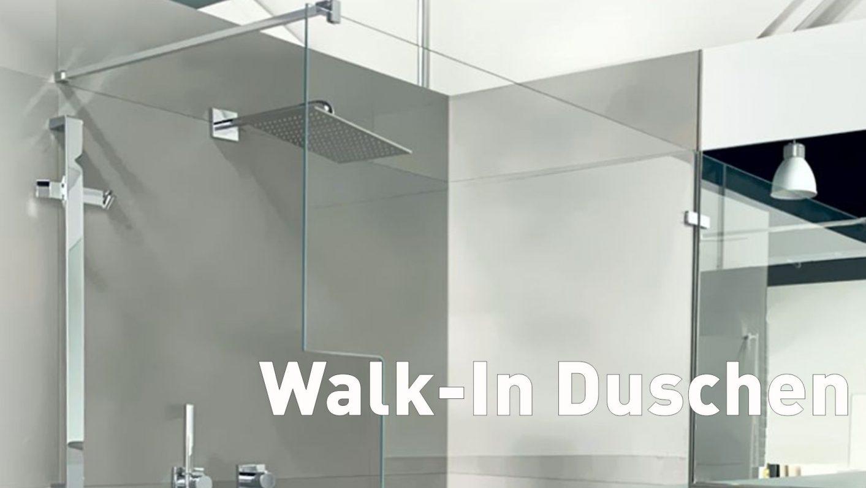 Walk-In Duschen Typ 0