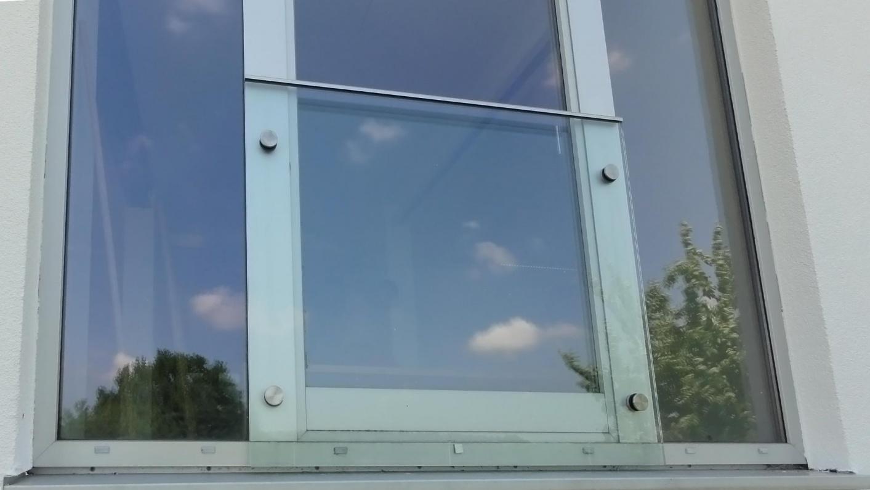 Brüstung für französichen Balkon