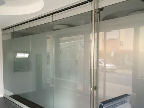 Hsw-Anlage Mit Mattierung-Glasvoit
