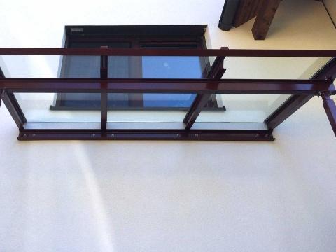 Glas-Stah-Dach-Glasvoit