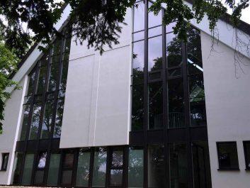 Fassadensanierung Mit Wärmeschutzisolierglas