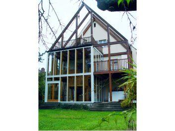 Fassaden- Und Wintergartensanierung