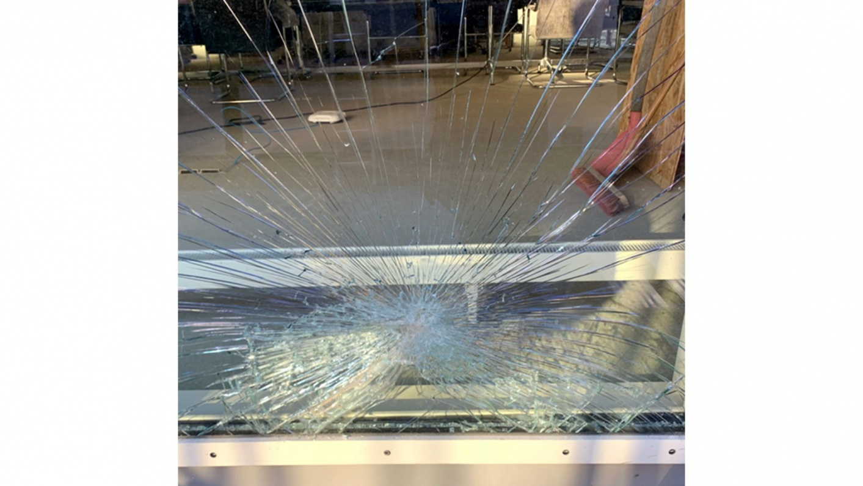 Glas-Reparatur-Service bei Glasschaden